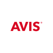 Avis wordmark logo